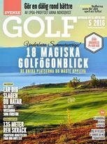 Svensk Golf 5/2016
