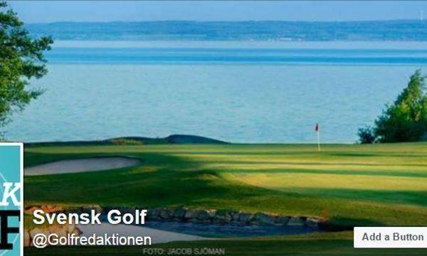 Ta din bästa banbild och pryd Svensk Golfs Facebooksida