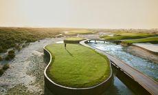 Kolla in Jack Nicklaus nya golfbana