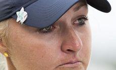 Nordqvists tårar efter medaljmissen