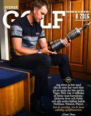 Svensk Golf 8/2016