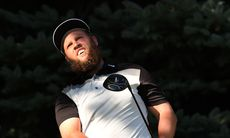 """Beef"" lysande i PGA Tour-kvalet"