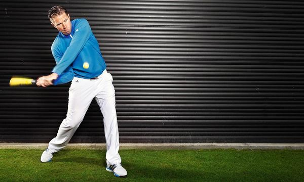 Golfskolan: Träna med baseballsvingen!