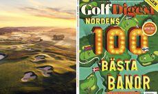 Nordens 100 bästa banor har rankats
