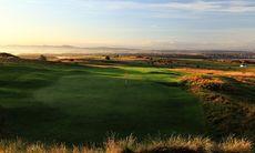 Bästa golfbanorna i Gullane