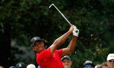 Tiger Woods gör comeback med ny utrustning