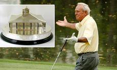 Den ultimata julklappen – Arnold Palmers US Masters-trofé
