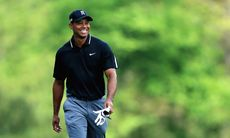 Tiger Woods ProAm: Två eagles – första nio hålen