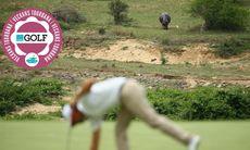 Veckans tourbana: Kombinera golfen med safari