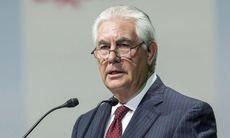 USA:s nya utrikesminister medlem på Augusta National