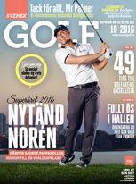 Svensk Golf 10/2016
