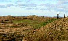 Linksgolf på Danmarks äldsta golfbana