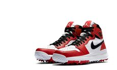 "Air Jordans ""Chicago"" blir golfsko"