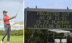 Golfproffs slog bort 32 (!) bollar – på 36 hål