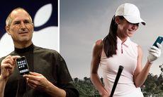 Nio sätt smarttelefonen gjort golfen bättre