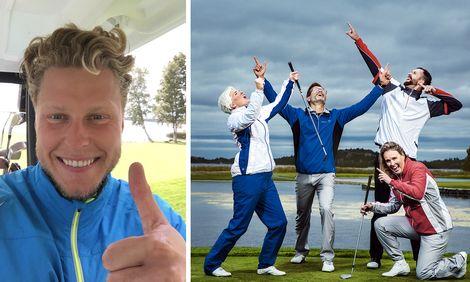 Gör om mig inspirerade Fredrik – sänkte sin handicap med 20,3