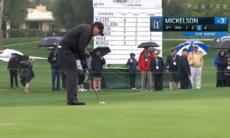 TV: Se de skönaste slagen från första dagen på PGA-touren