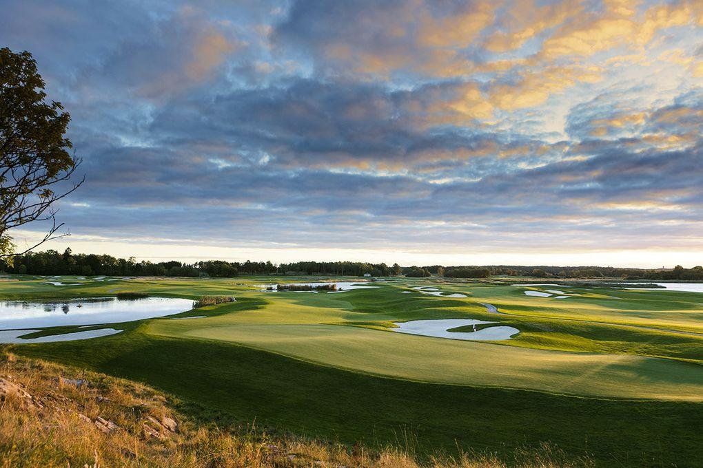 Karta Over Golfbanor I Sverige.Har Ar Sveriges 55 Basta Golfbanor Svensk Golf