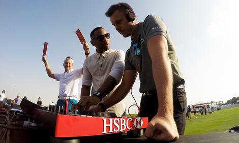 """DJ anlitad av European Tour: """"Vi sysslar med underhållning"""""""