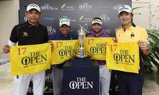 50-åring och 17-åring kvalade in till British Open