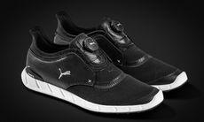 Puma lanserar skor med ny snörning