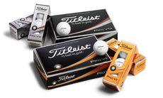 Här är de nya Titleist Pro V1-bollarna