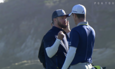 TV: Se när Justin Timberlake briljerar på Pebble Beach