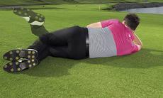 TV: Så kommer du i form till golfsäsongen