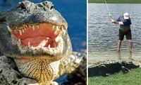 TV: Är det här världens modigaste golfare?
