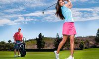 """""""Är män så mycket bättre i golf än kvinnor?"""""""