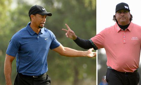 """Pat Perez om Tiger: """"Han kan inte vinna över någon"""""""